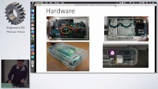 Distance Machine Locker - Singapore iOS Dev Scout Meetup