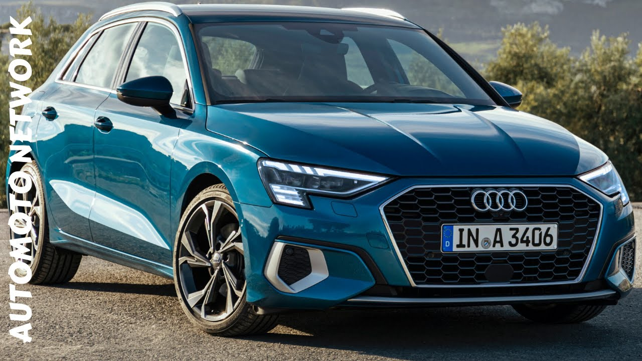 2021 Audi A3 Sportback & E-tron S Prototype | World ...