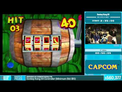 Donkey Kong 64 by 2dos in 2:21:33