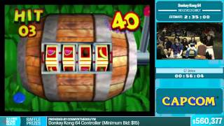 Donkey Kong 64 by 2dos in 2:21:33 - Summer Games Done Quick 2015 - Part 119