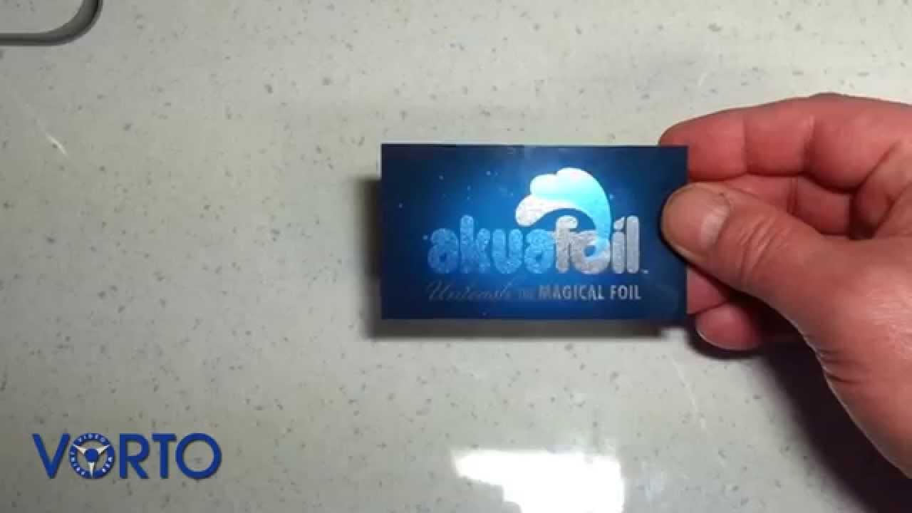 Akuafoil printing youtube youtube premium colourmoves