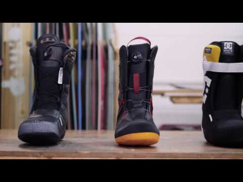 How To Choose Your Snowboard Boots | Whitelines Snowboarding