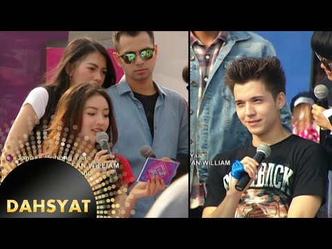 Kejujuran & kemesraan pasangan Stefan William & Natasha Wilona [Dahsyat 2500] [12 Nov 2015] Mp3