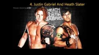 Top 10 WWE Tag Team/Groups Theme Songs
