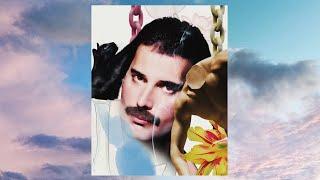 SuperRare X Mercury Phoenix Trust - Freddie Mercury NFT (Mat Maitland Artwork)