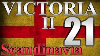 "Victoria 2 Lets Play Scandinavia ""Socialism and Super Economy!"" EP:21 [1887-1890]"