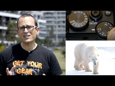 Exposure Compensation explained