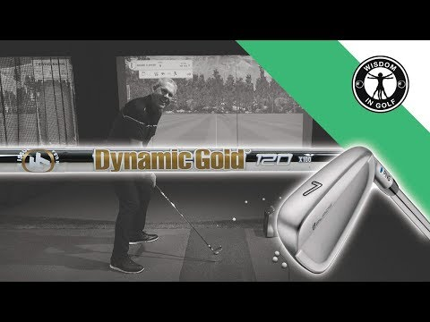 SHAWN'S NEW IRON SHAFTS | Dynamic Gold Tour Issue 120 X100