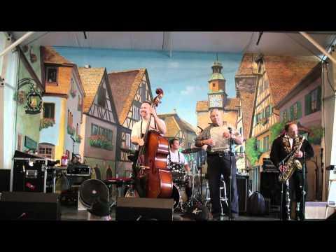 The Greg Meyer Bavarian Quartet  w Ron # 1 Am2ts