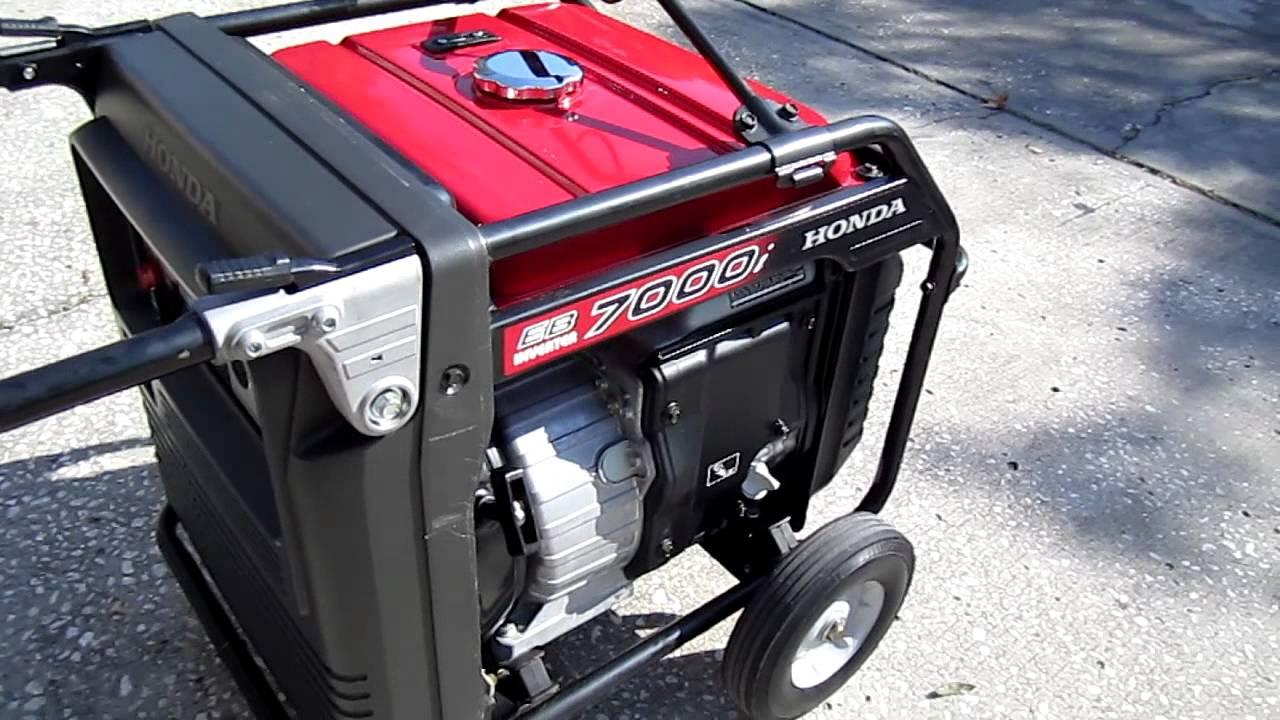 Attractive Honda EB 7000I Inverter Generator
