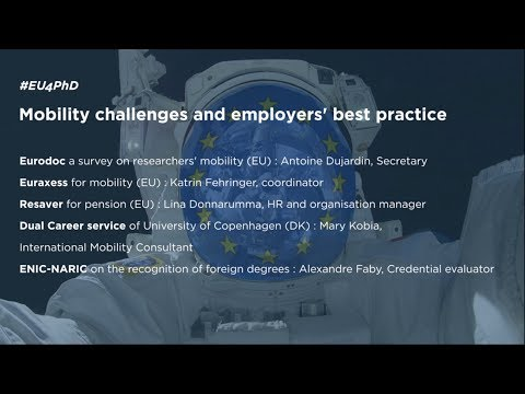 MOBILITY CHALLENGES & EMPLOYER'S BEST PRACTICE [Dec, 12th]