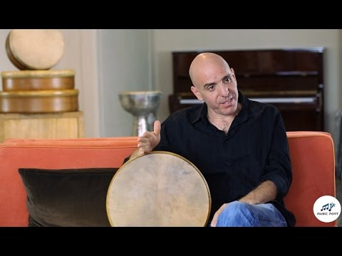 The Biblical Jewish Drum | Zohar Fresco - Music Port Presentation