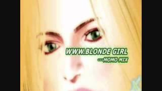 WWW.Blonde Girl Momo Mix (full version)