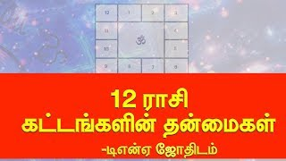 12 Rasigalin Thanmaigal | DNA Astrology | Vishal Lokeswaran | சித்தர்பூமி |