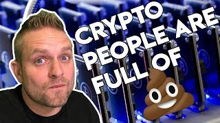 Lets talk about Crypto People