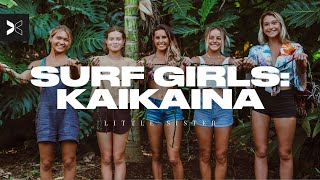 Meet The Squad | Ep. 1 | Surf Girls: Kaikaina