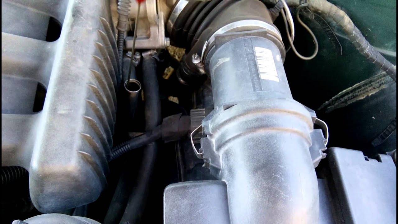 Контрактный двигатель BMW (БМВ) 2.8 M52B28 | Где купить? | Тест .