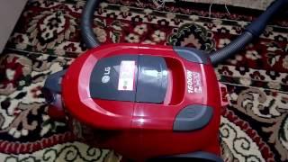 Пылесос LG VK-69461n отзыв
