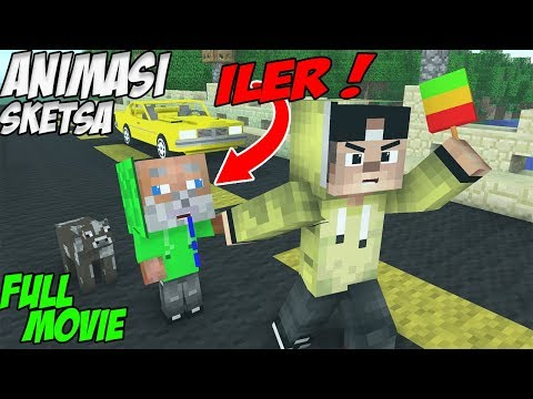 Special Movie !! Erpan Bertamasya Keliling Kota ( Animasi Minecraft Indonesia )