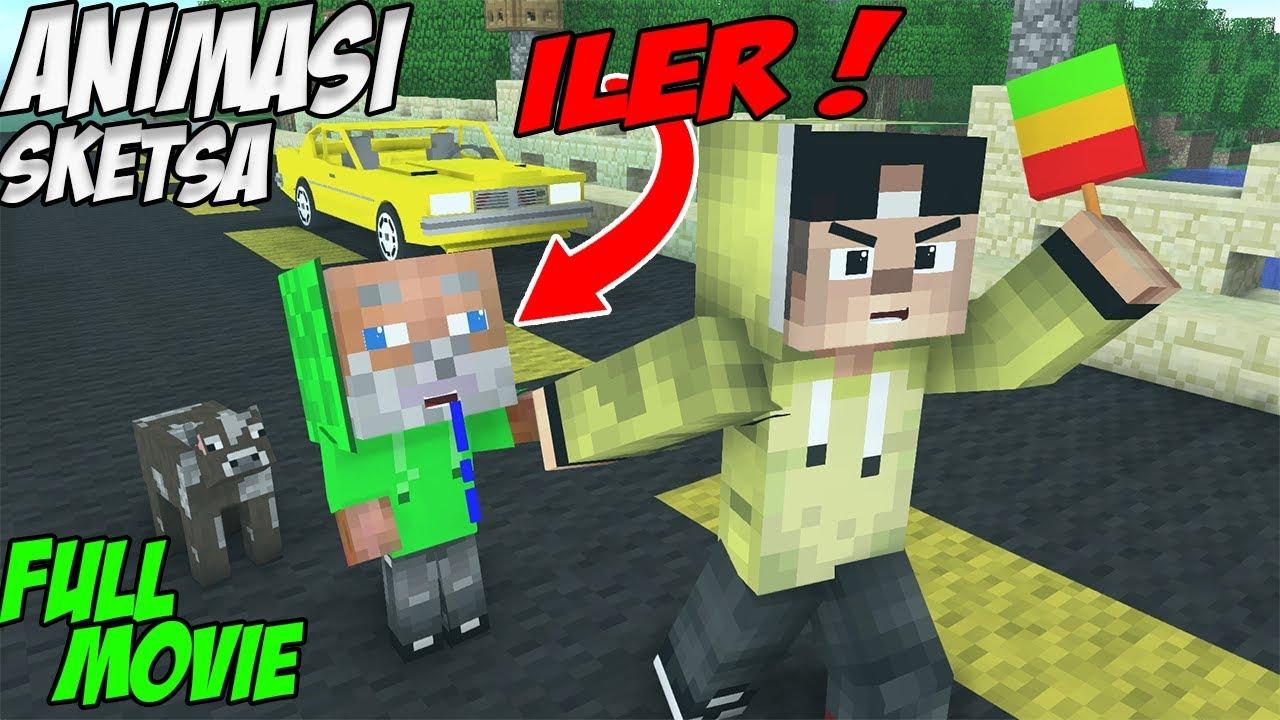 Download Special Movie !! Erpan Bertamasya Keliling Kota ( Animasi Minecraft Indonesia )