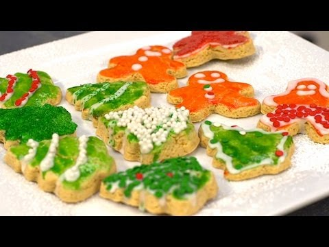 Christmas cookies recipe with Rob Nixon at Tastemade - for kids and for babies