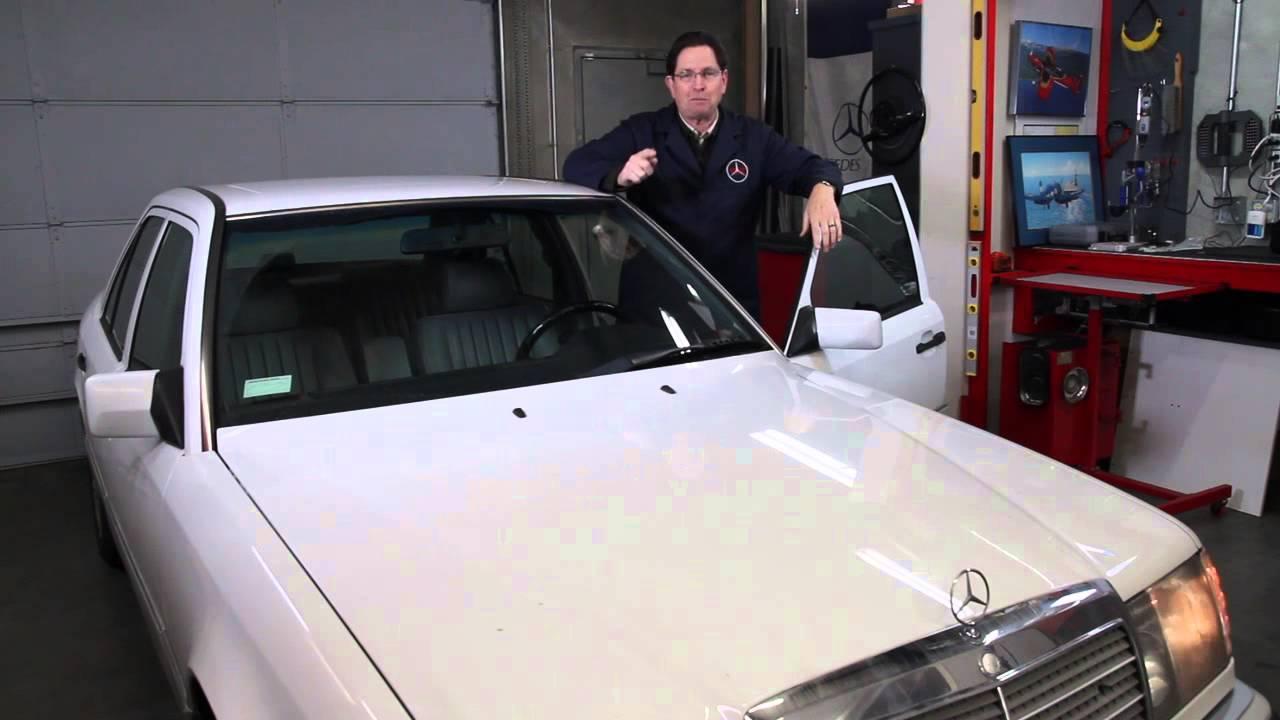 Mercedes Benz W124 230e Wiring Diagram Ferguson To20 12 Volt Conversion W201 And Car Alarm Problems By Kent Bergsma Youtube