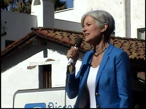 Jill Stein Santa Barbara Rally October 8th, 2016