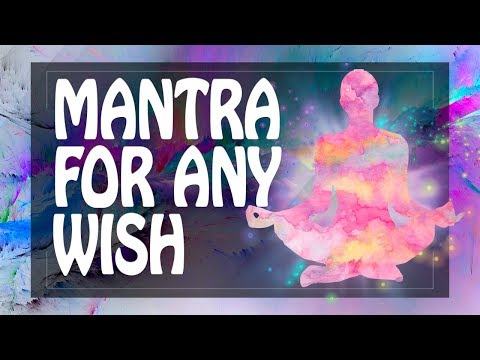POWERFUL OM Mantra for Any Wish Mantra ॐ Powerful Mantras Meditation Music (PM) 2018