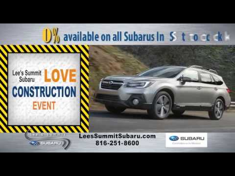 Lee'S Summit Subaru >> 2019 Subaru Models Available At Lee S Summit Subaru