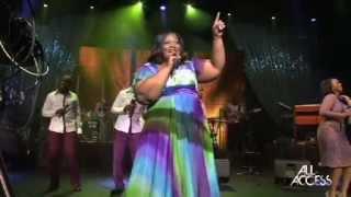 Ntokozo Mbambo 'Gospel DVD' - Insert