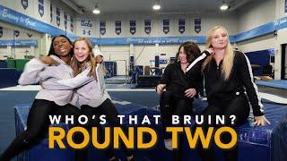 Who's That Bruin?   Nia Dennis & Madison Kocian vs. Macy Toronjo & Savannah Kooyman   Round 2