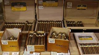 США позволили импортировать кубинские сигары и ром без ограничений