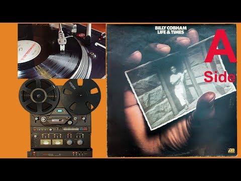Billy Cobham  Life  & Time 1976 (A side)  [full vinyl album]