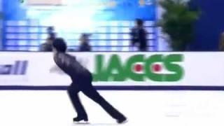 http://tinyurl.com/2g4xwvw 小塚崇彦 Cup Of China SP 2010.