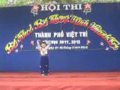 Mầm non Dữu Lâu - Quỳnh Anh (Con gà gáy le te)
