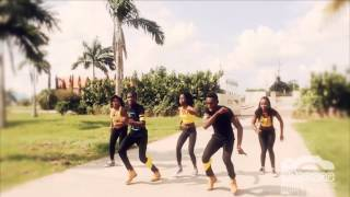 Gallardo Dance Video ||  Mega Starz || Choszer Pictures || RunTown ft Davido