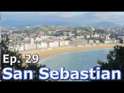 MadTraveler Ep. 29 - San Sebastian, Spain - A Wonderful Little City