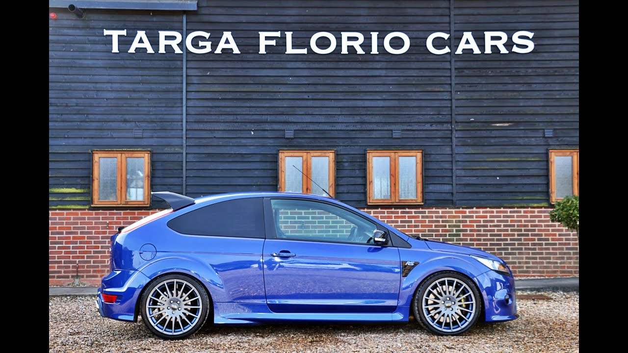 ford focus rs 2 5l turbo in performance blue revo 4 remap. Black Bedroom Furniture Sets. Home Design Ideas