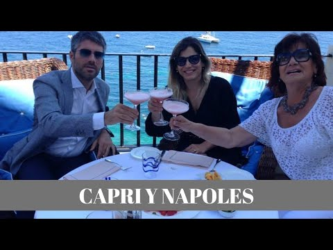 TYH 1455 ITALIA VIII NAPOLES Y CAPRI