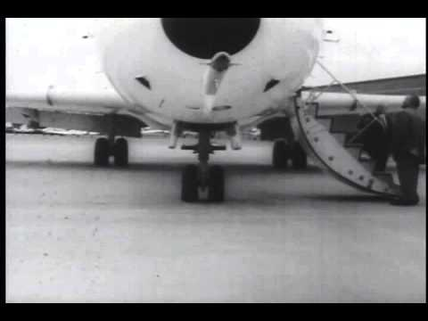 New Fokker Jet Introduced in 1960s