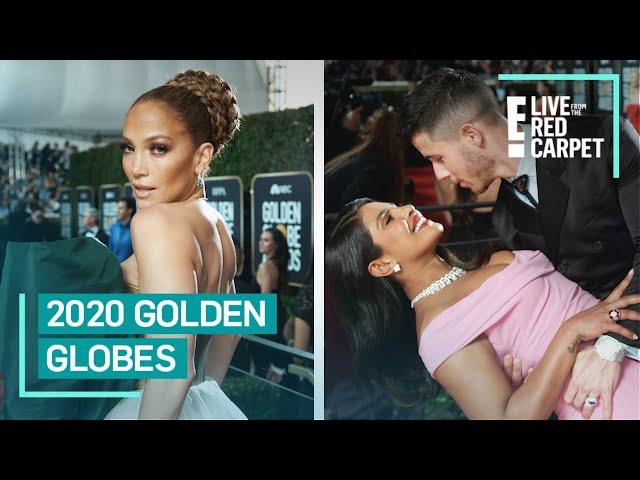 Best of Glambot: 2020 Golden Globe Awards | E! Red Carpet & Award Shows