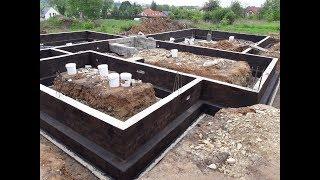 Jak zrobić fundamenty bez błędu? Dom murowany.