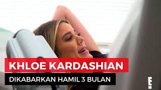 Susul Kylie, Khloe Kardashian Dikabarkan Hamil Tiga Bulan