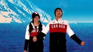 20 Years of Tessa Virtue & Scott Moir Fluff 2018 Olympics