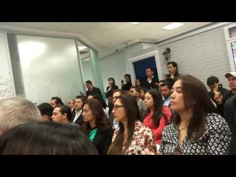 BBVA, el mejor banco digital del siglo XXI mostrando BITCOIN  a expertos financieros en Colombia