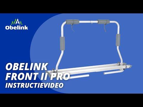 Obelink Front II Plus fietsendrager - Welke fietsendrager voor op de caravan? | Obelink