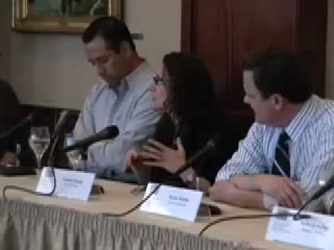 ICFJ Panel Discussion | Covering Personal Finance News