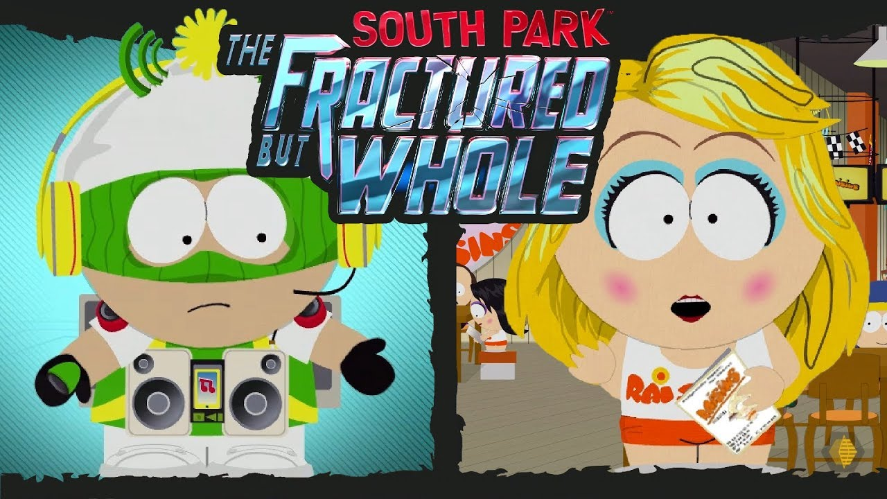 South Park: The Fractured But Whole - Character Creation