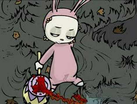 Lenore - 22 - Little Bunny Foo Foo - YouTube