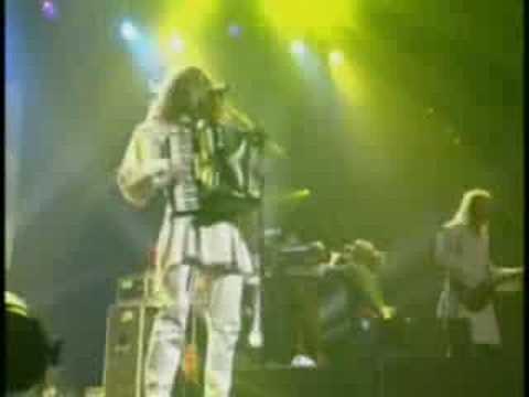 Yoda - Weird Al Live Video